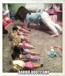 barbie-bootcamp